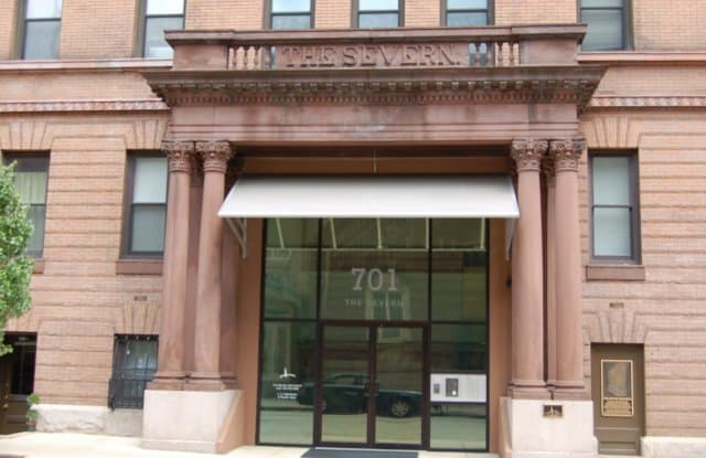 Severn - 701 Cathedral Street, Baltimore, MD 21201