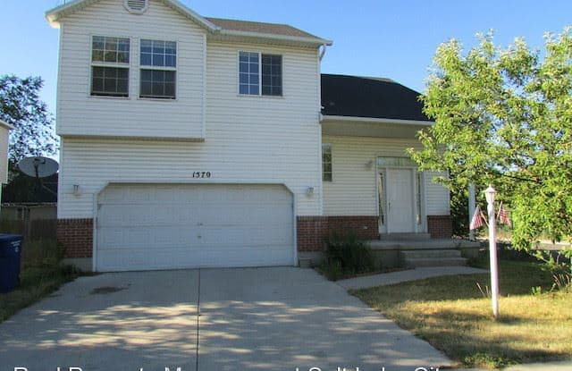 1570 W Whitlock Ave - 1570 2495 South, West Valley City, UT 84119