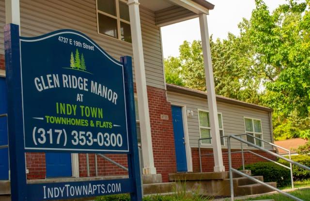 Glen Ridge Manor - 4737 E 19th St, Indianapolis, IN 46218
