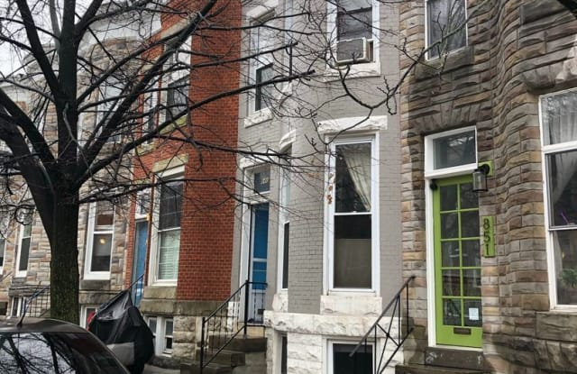 849 W 34th St - 849 West 34th Street, Baltimore, MD 21211