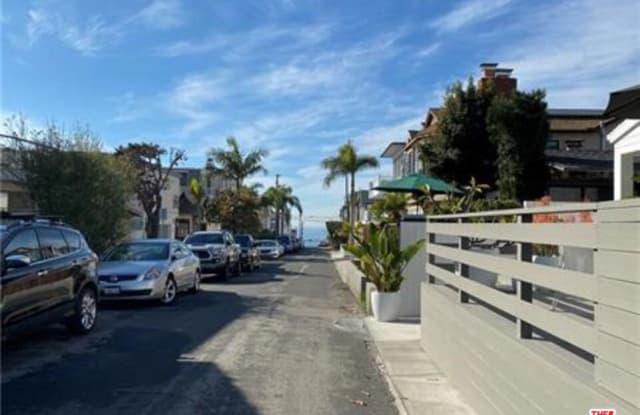 465 33Rd St - 465 33rd St, Manhattan Beach, CA 90266