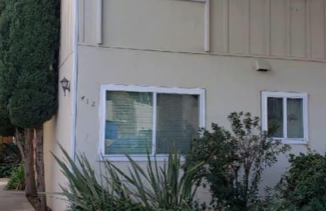 412 studio citcle 6 - 412 Studio Circle, San Mateo, CA 94401