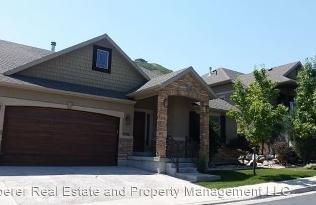 1336 E Vista Valley Drive - 1336 East Vista Valley Drive, Draper, UT 84020
