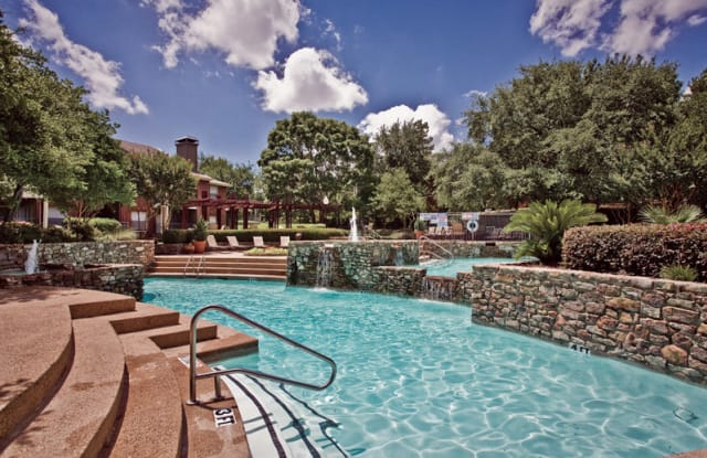 Fountains at Steeplechase - 7301 Alma Dr, Plano, TX 75025