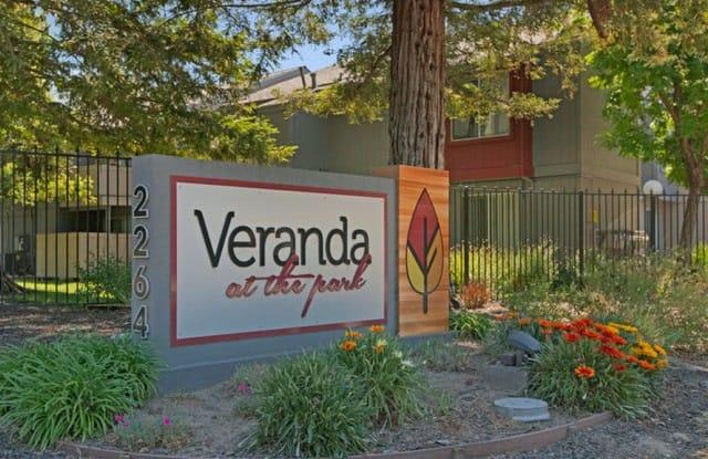 Veranda at the Park - 2264 Cottage Way, Sacramento, CA 95825
