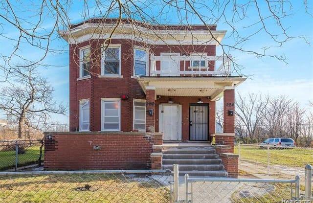 286 ROSEDALE Court - 286 Rosedale Ct, Detroit, MI 48202
