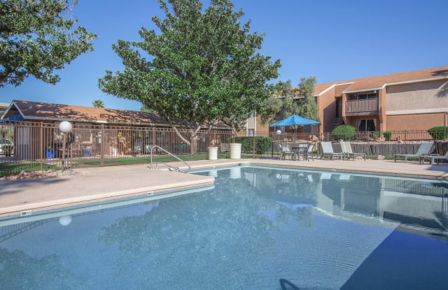 Capistrano Apartments - 2929 E 6th St, Tucson, AZ 85716