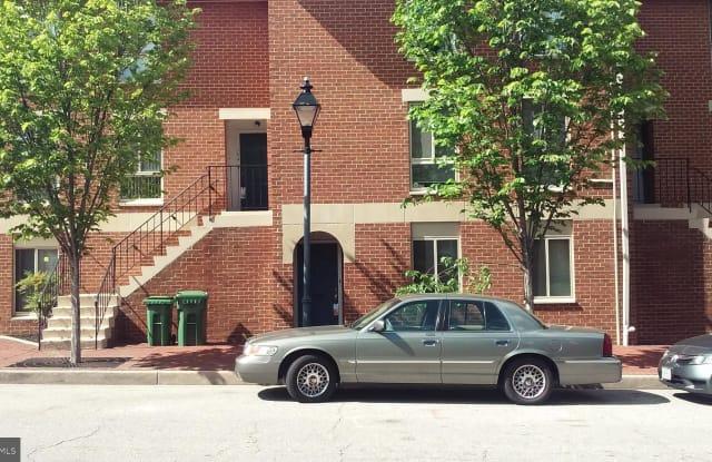 158 W BARRE STREET - 158 West Barre Street, Baltimore, MD 21201