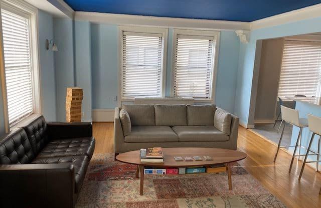 Detroit Flex-Lease/Furnished @ Park Shelton - 15 East Kirby Street, Detroit, MI 48202