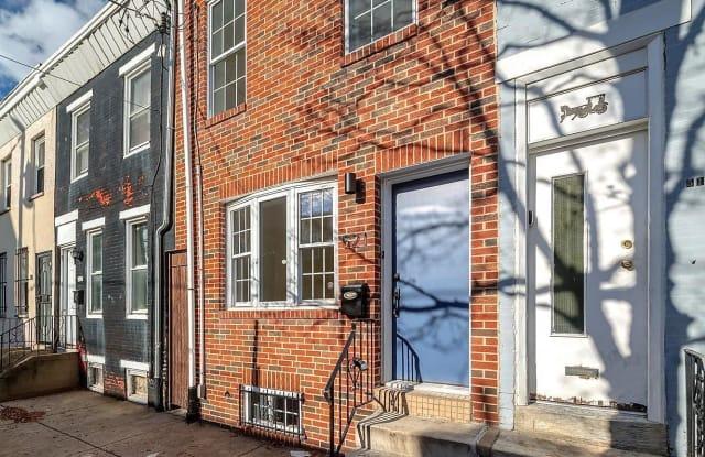 521 WATKINS STREET - 521 Watkins Street, Philadelphia, PA 19148