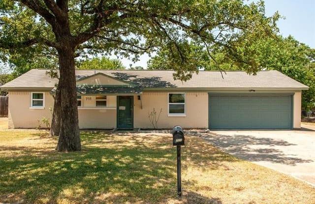 711 Timberline Street - 711 Timberline Drive, Kennedale, TX 76060