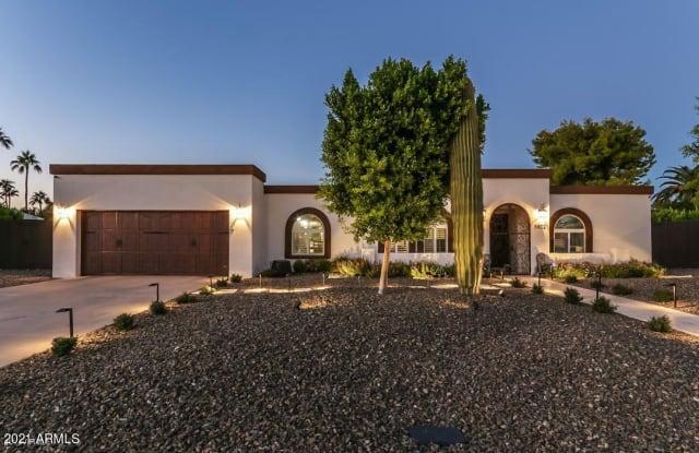 5802 E BETTY ELYSE Lane - 5802 East Betty Elyse Lane, Phoenix, AZ 85254