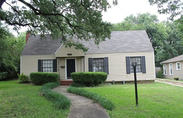 4428 Normandy Road - 4428 Normandy Road, Fort Worth, TX 76103