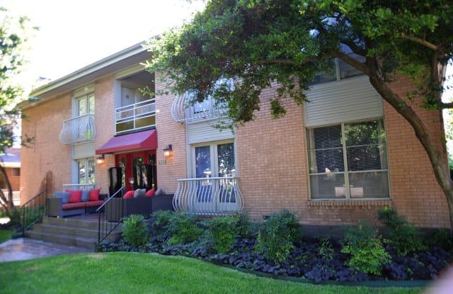 Munger Place Residences - 5119 Junius Street, Dallas, TX 75214
