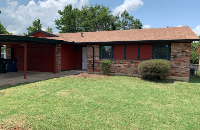 409 Woodland Dr - 409 Woodland Drive, Midwest City, OK 73130