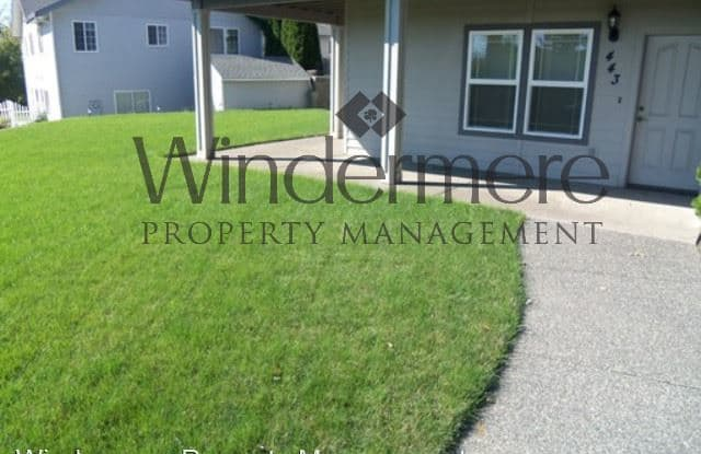 443 SE Valley View Drive - 443 SE Valley Dr, College Place, WA 99324