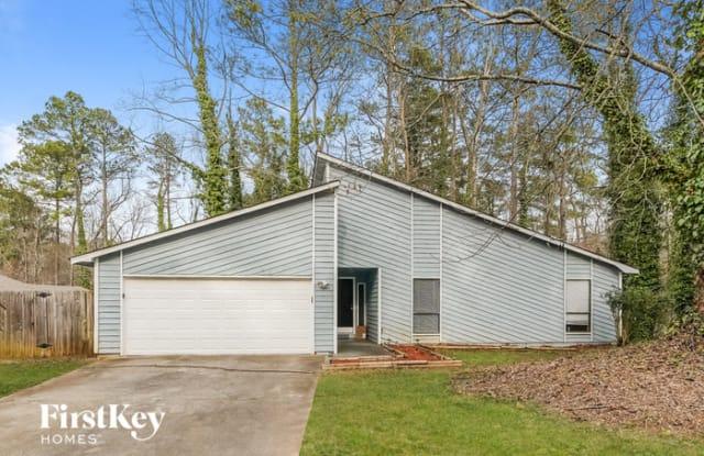 446 Ridgetop Drive Northwest - 446 Ridgetop Drive, Cobb County, GA 30102