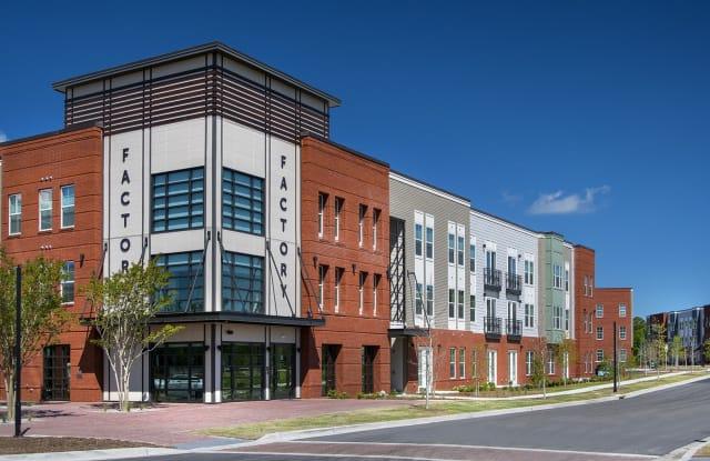 Factory at Garco - 4993 O'hear Avenue, North Charleston, SC 29405