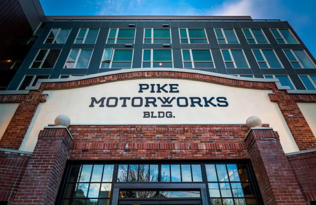 Pike Motorworks Apartments - 714 E Pike St, Seattle, WA 98122