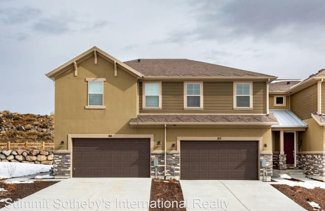 1112 W. Wasatch Springs Road - 1112 W Wasatch Spring Rd, Wasatch County, UT 84032