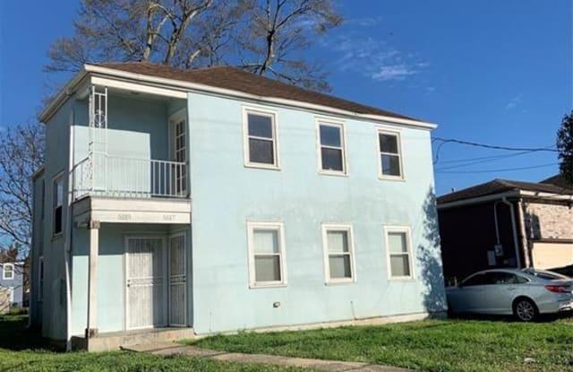 5519 MANDEVILLE Street - 5519 Mandeville Street, New Orleans, LA 70122