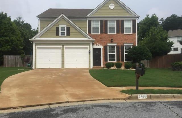 3489 Davenport Park Lane - 3489 Davenport Park Drive, Gwinnett County, GA 30096