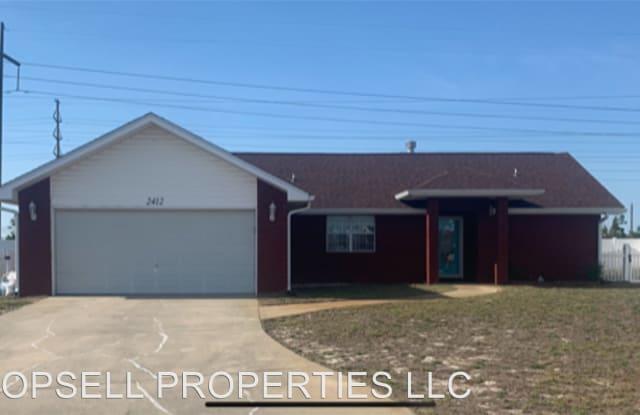 2412 Bay Ct - 2412 Bay Court, Springfield, FL 32404