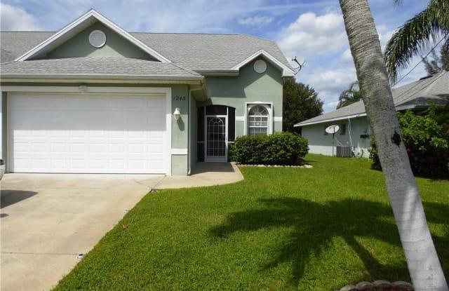 1243 SE 6th ST - 1243 Southeast 6th Street, Cape Coral, FL 33990