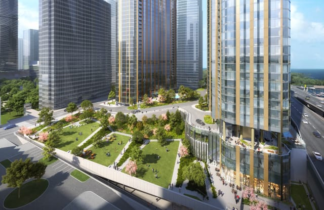 Cascade - 445 East Waterside Drive, Chicago, IL 60601