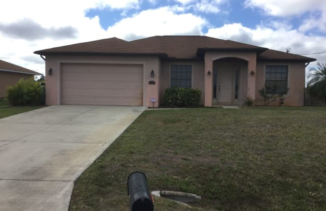4029 28th St. SW - 4029 28th Street Southwest, Lehigh Acres, FL 33976