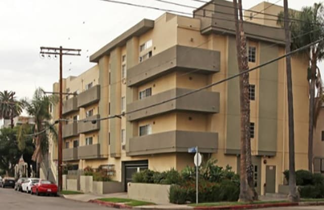 1201 N Mansfield Ave - 1201 North Mansfield Avenue, Los Angeles, CA 90038