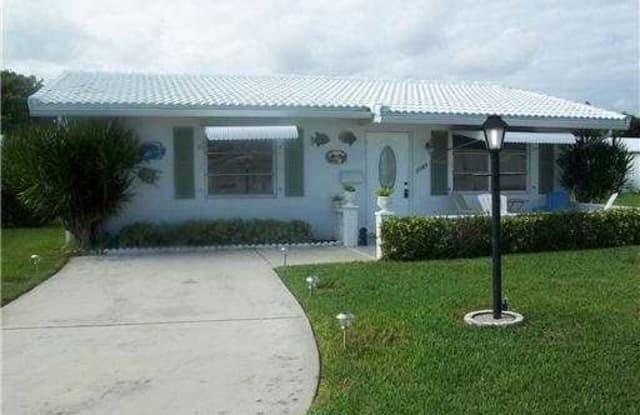 2089 SW Lake Circle Drive - 2089 Southwest Lake Circle Drive, Boynton Beach, FL 33426