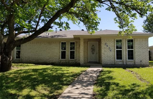 2434 Creekdale Drive - 2434 Creekdale Drive, Garland, TX 75044