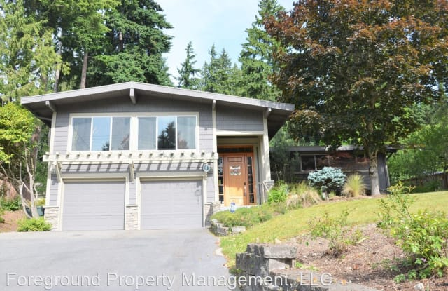 5808 Lake Washington Blvd SE - 5808 Lake Washington Boulevard Southeast, Bellevue, WA 98006