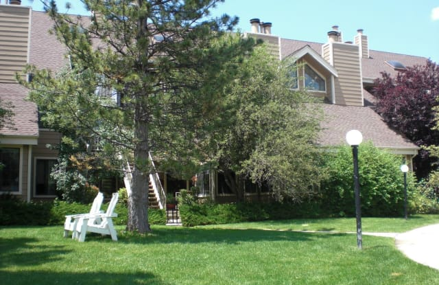 4883 White Rock Circle #D - 4883 White Rock Circle, Gunbarrel, CO 80301