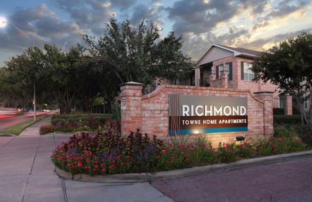 Richmond Towne Home Apartments - 10777 Richmond Ave, Houston, TX 77042