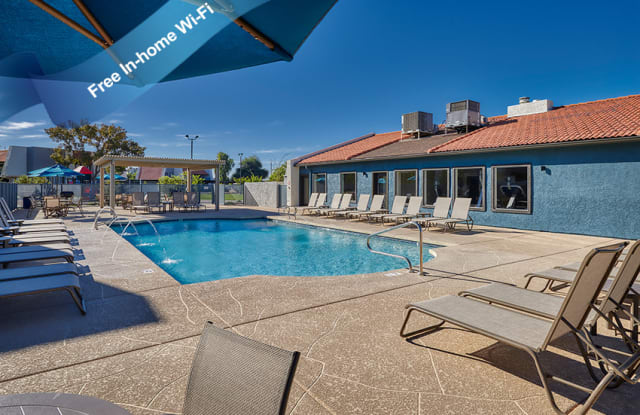 Chandler Meadows Furnished Apartments - 3175 N Price Rd, Chandler, AZ 85224