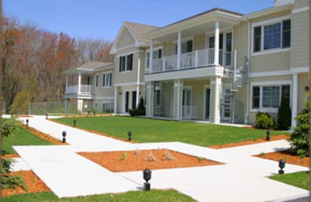 Courtyard at Westgate - 107 Westgate Drive, Burlington, MA 01803