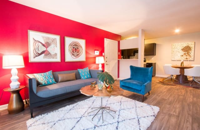 City Crossing Apartments - 12800 Woodforest Blvd, Houston, TX 77015