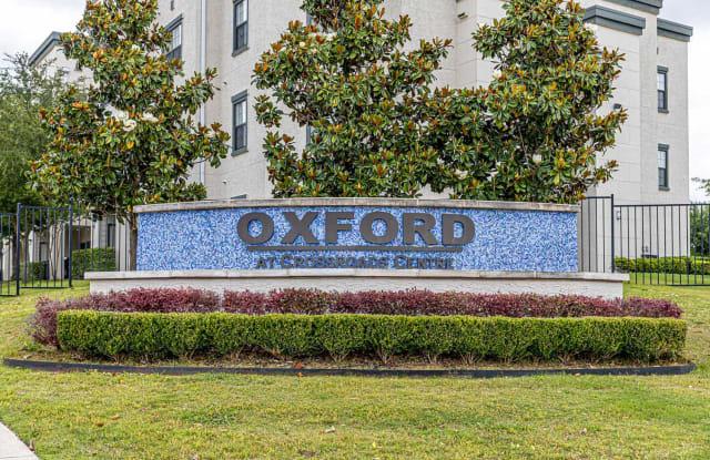 Oxford at Crossroads Centre - 411 Alliance Boulevard, Waxahachie, TX 75165