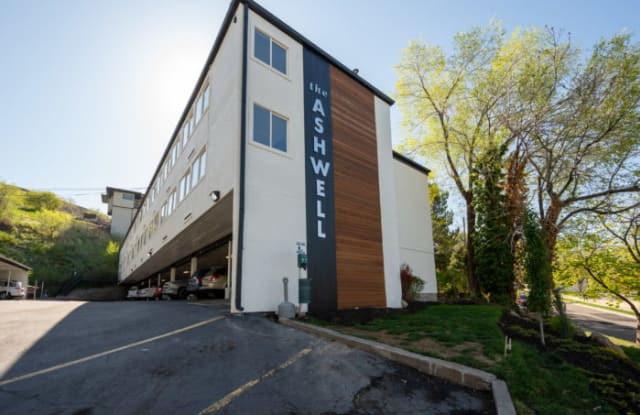 The Ashwell - 720 N Wall Street, Salt Lake City, UT 84103