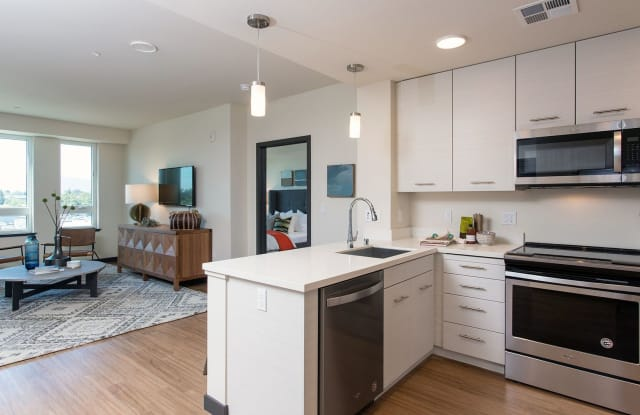 Silver Apartments - 333 Sunol Street, San Jose, CA 95126