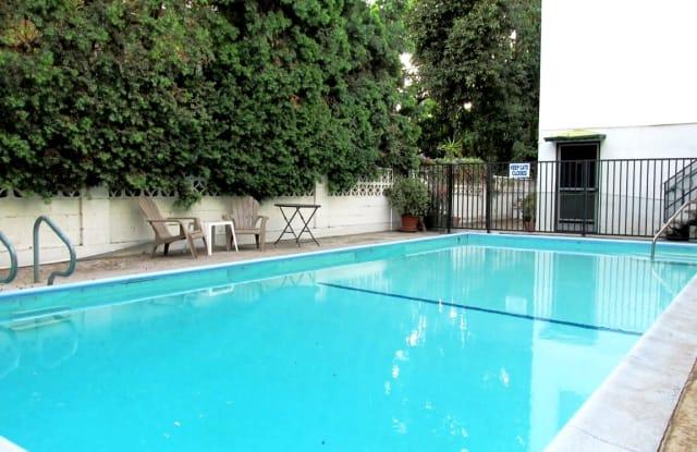 9030 Harratt St. - 9030 Harratt Street, West Hollywood, CA 90069
