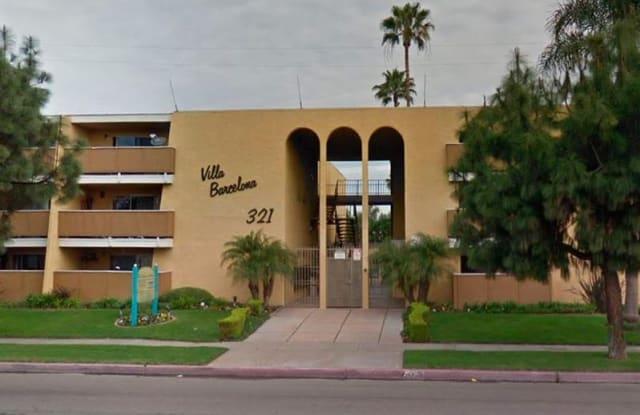 Villa Barcelona - 321 E Orangewood Avenue, Anaheim, CA 92802