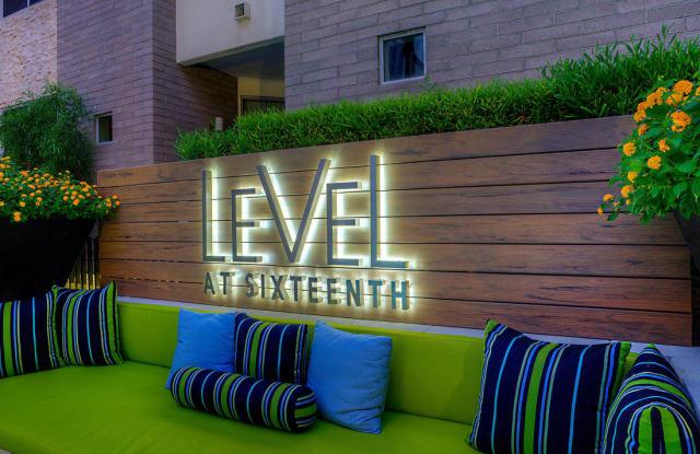Level at 16th by Mark-Taylor - 1550 E Campbell Ave, Phoenix, AZ 85014
