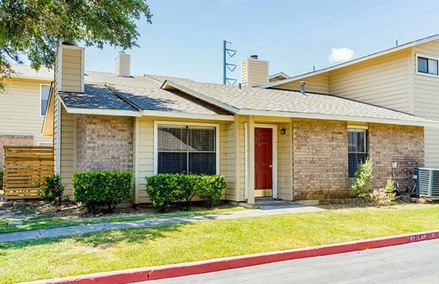 The Camaron Townhomes & Flats - 6020 Danny Kaye Drive, San Antonio, TX 78240