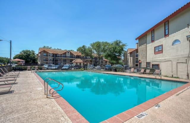 Santa Fe - 9505 Brockbank Drive, Dallas, TX 75220