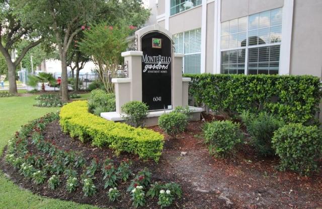 Montebello Gardens - 6401 Winsome Lane, Houston, TX 77057