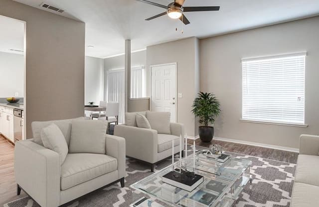 Ascent Townhome Apartments - 5355 N Valentine Ave, Fresno, CA 93711