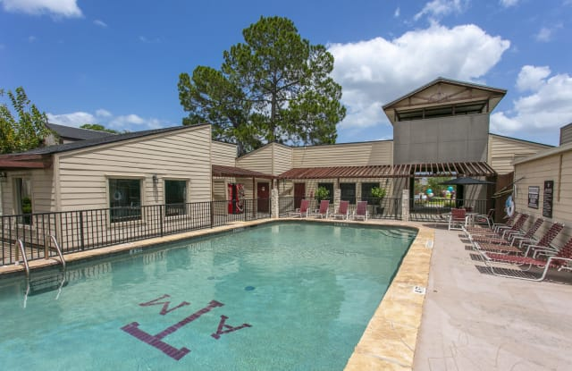 Tower Park Apartments - 1601 Holleman Dr, College Station, TX 77840